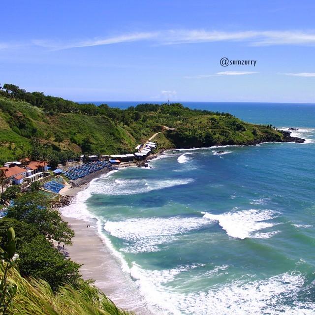 Tips Laman 5 Pedia Trip Story Pantai Menganti Kebumen Bocor