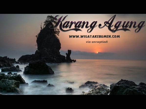 15 Pantai Kebumen Membuktikan Surga Wisata Karang Agung Gebyuran Kab