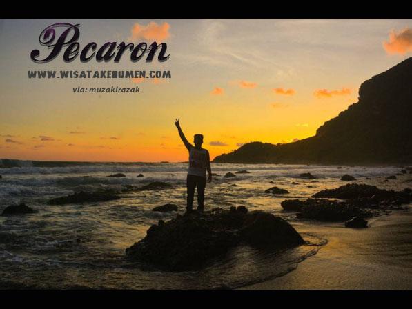 15 Pantai Kebumen Membuktikan Surga Wisata Pecaron Srati Gebyuran Kab