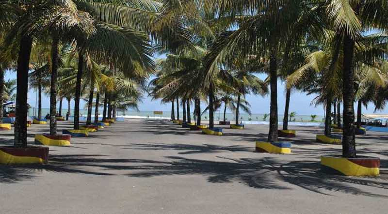 41 Tempat Wisata Kebumen Jawa Tengah Wajib Dikunjungi Pantai Suwuk