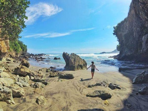 Keindahan Wisata Pantai Gebyuran Kebumen Inilah Pesona Sesungguhnya Siapa Mengunjunginya