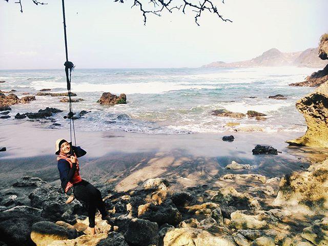 Pantai Gebyuran Wisata Kebumen Foto Danifozyl Kab