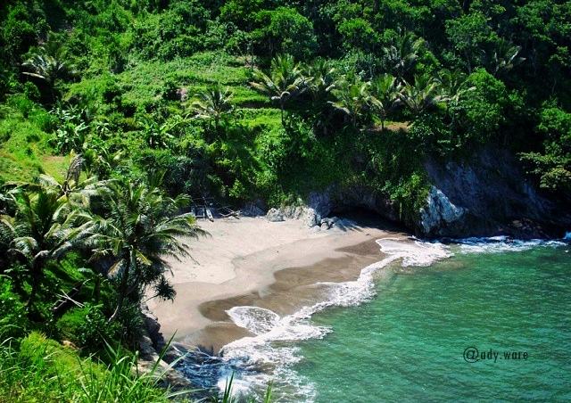 Pantai Lampon Rahasia Desa Pasir Lintas Kebumen Gebyuran Kab