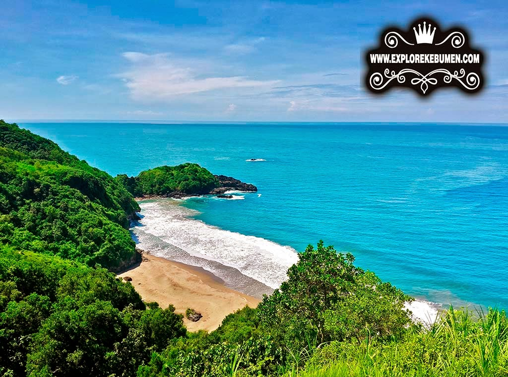 Pantai Surumanis Kebumen Tersembunyi Explore Gebyuran Kab