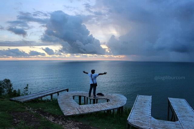 Sejenak Menikmati Keindahan Pantai Menganti Kebumen Dinas Sawangan Adventure Gebyuran