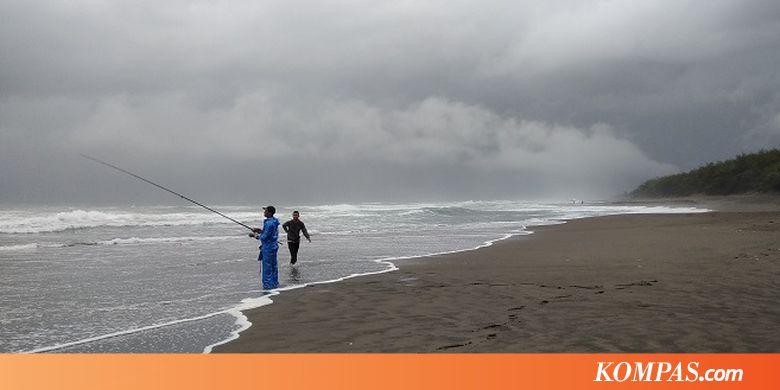 Suka Wisata Pantai Coba Liburan Kebumen Halaman Kompas Gebyuran Kab