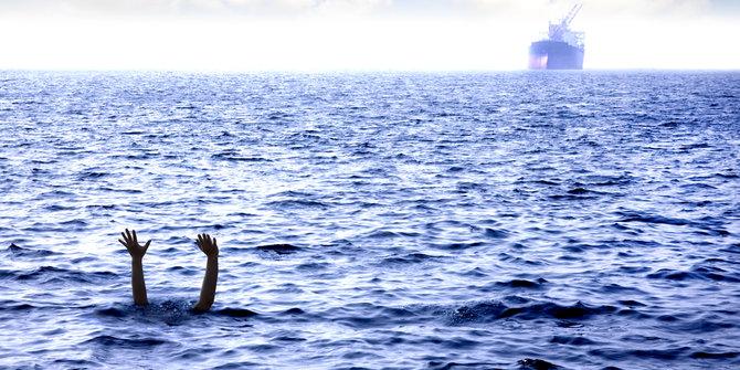 Asyik Berenang Pantai Lembupurwo Wiji Hilang Ditelan Ombak Kab Kebumen