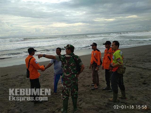 Korban Hanyut Pantai Lembupurwo Siswa Smpn 2 Prembun Kebumen Kab