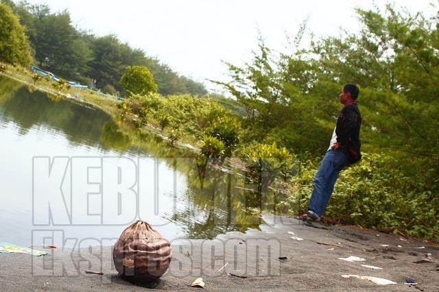 Pengelolaan Obwis Laguna Pantai Lembupurwo Dibenahi Kebumen Kab