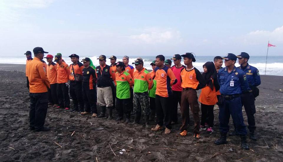 Website Badan Penanggulangan Bencana Daerah Kabupaten Kebumen Laka Air Lembupurwo