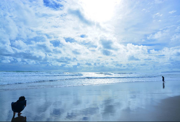 Indahnya Wisata Pantai Petanahan Kebumen Mempesona Kab