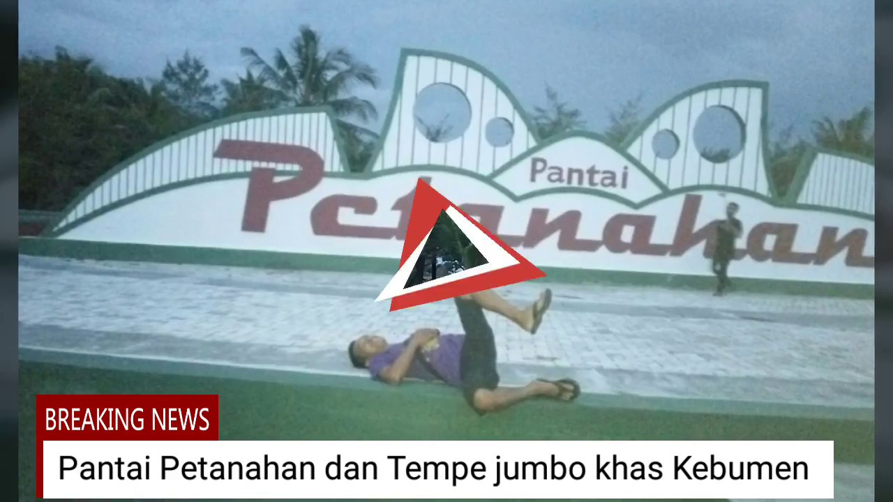 Pantai Petanahan Kebumen Mndoan Raksasa Youtube Kab