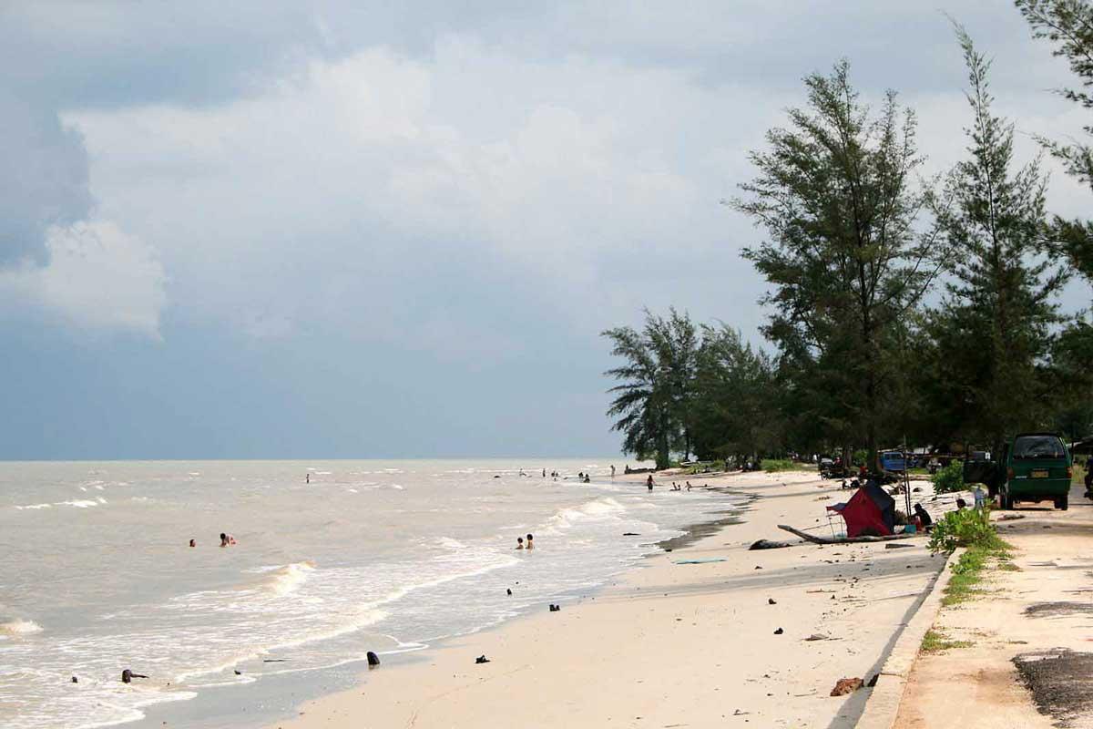 Pantai Petanahan Wisata Mempesona Kebumen Jawa Tengah Tour Kab