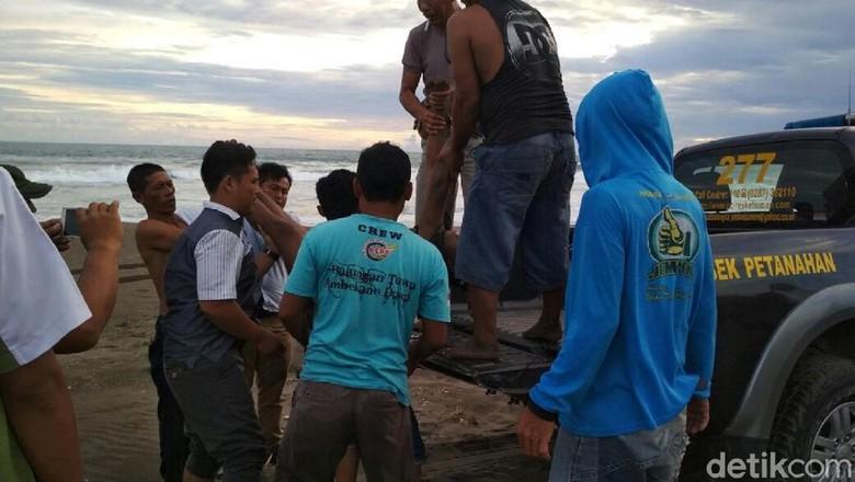 Warga Kebumen Ditemukan Tewas Pantai Petanahan Kab