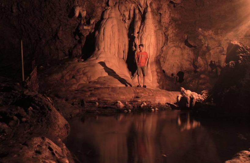 14 Tempat Wisata Hits Kebumen Rekomended Dikunjungi Goa Petruk Taman