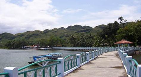 19 Tempat Wisata Kebumen Jawa Tengah Tempatwisataunik Pantai Logending Ayah