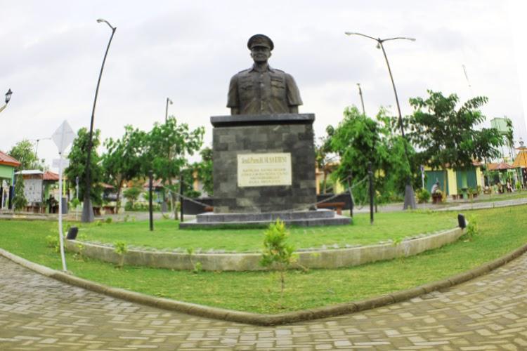 Dell Tours Blog Taman Kota Jenderal Hm Sarbini Kab Kebumen