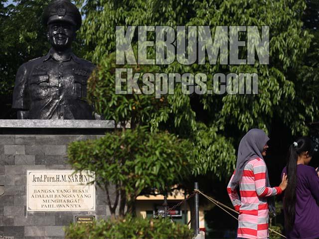 Jenderal Sarbini Bakal Kembali Diusulkan Jadi Pahlawan Nasional Taman Kota