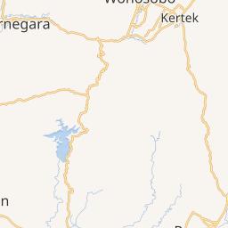 Kebumen Travel Guide Wikivoyage Edit Taman Kota Jenderal Hm Sarbini
