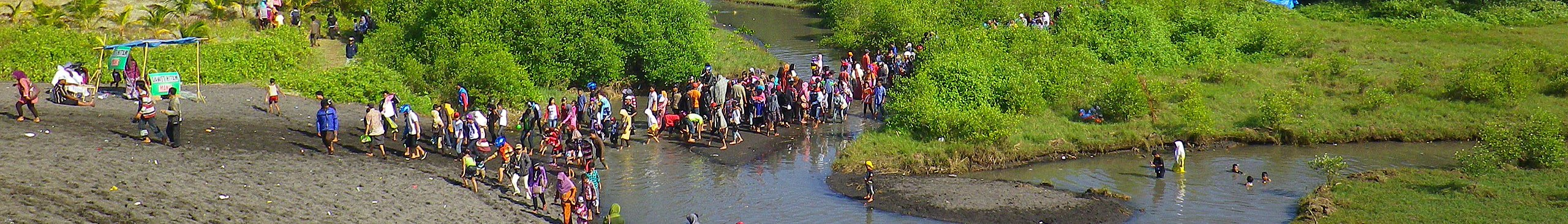 Kebumen Travel Guide Wikivoyage Taman Kota Jenderal Hm Sarbini Kab