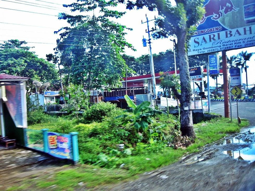Places Kebumen Indonesia Sari Taman Kota Jenderal Hm Sarbini Kab
