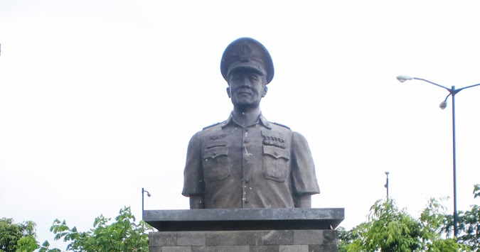 Taman Kota Kebumen Hm Sarbini Jenderal Kab