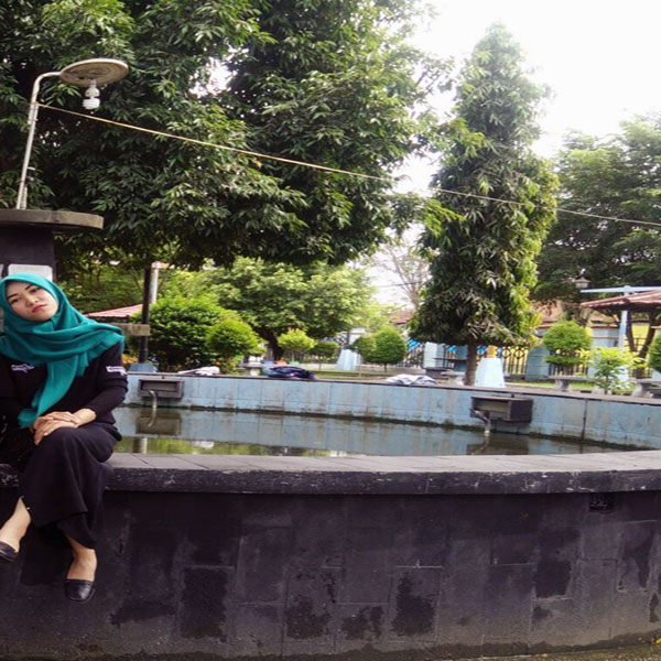 Taman Kota Kebumen Ikon Wisata Lihat Id Jenderal Hm Sarbini