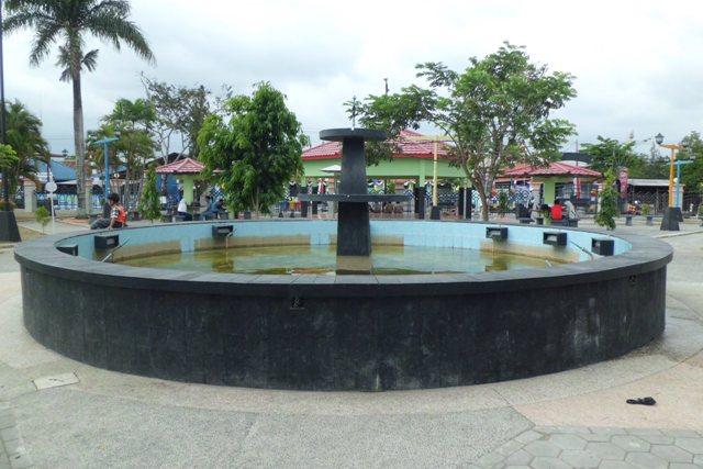 Taman Kota Kebumen Matta Annisa Jenderal Hm Sarbini Kab