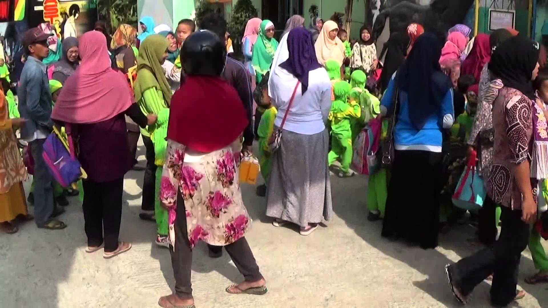 Kunjungan Tkit Al Huda Taman Reptil Adiluhur Adimulyo Kebumen Jawa