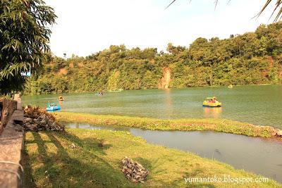 9 Wisata Air Jembangan Kebumen Nama Sebuah Desa Kecamatan Poncowarno