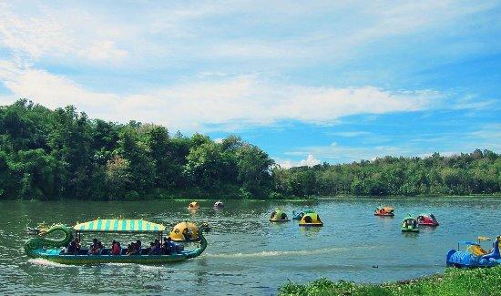 Jembangan Tempat Refreshing Picture Wisata Alam Kab Kebumen