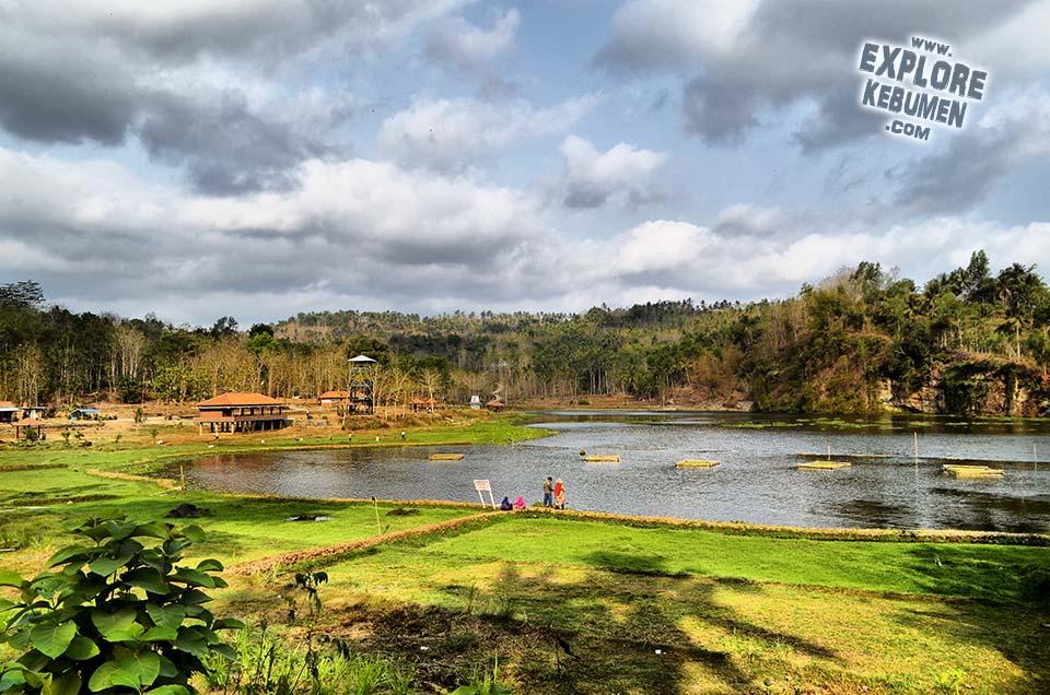 Kedungdowo Adventure Park Wisata Alam Kebumen Explore Jembangan Kab