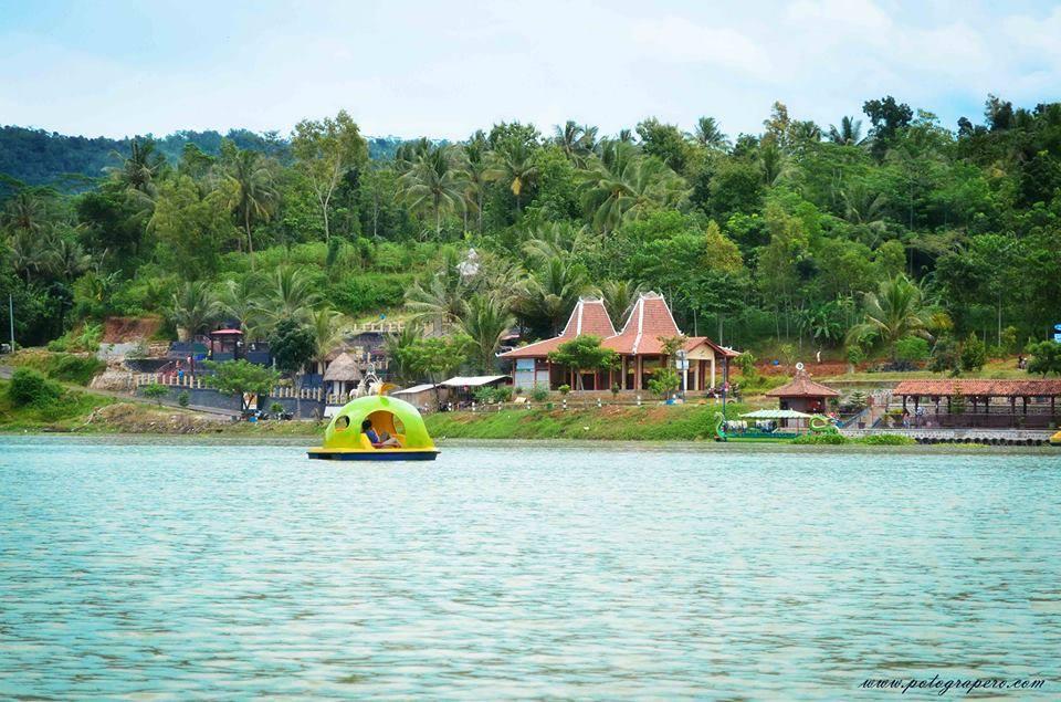 Tempat Wisata Kebumen Jembangan Alam Himpunan Obyek Bernama Berlokasi Desa
