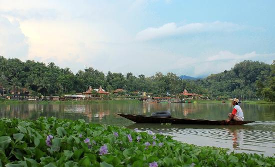 Traditional Culture Picture Wisata Alam Jembangan Kebumen Kab