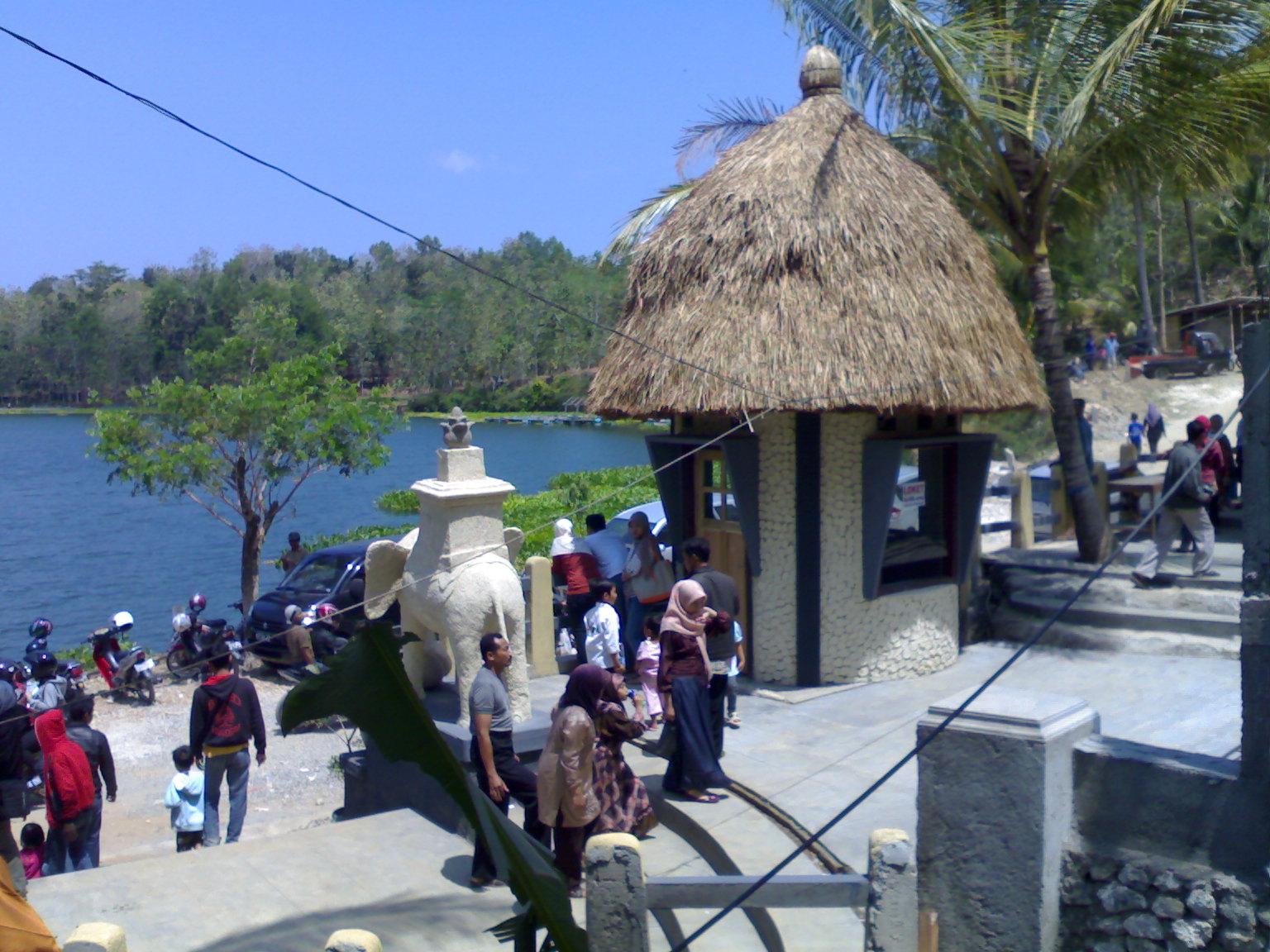 Tujuan Wisata Kabupaten Kebumen Alam Jembangan Hasilnya Perubahan Lokasi Tersebut
