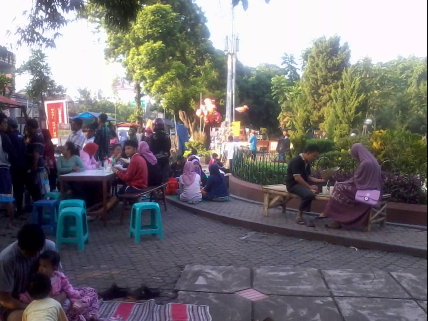Alun Pare Kediri Jawa Timur Youtube Kab