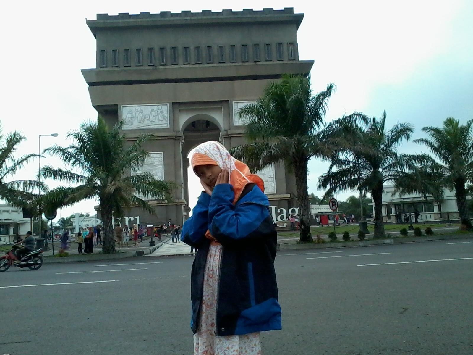 Alun Simpang Lima Gumul Kediri Jawa Timur Indonesia Catatan Ya
