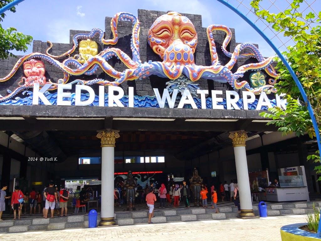 Bertualang Bersama Keluarga Kediri Waterpark 1001wisata Alun Kab