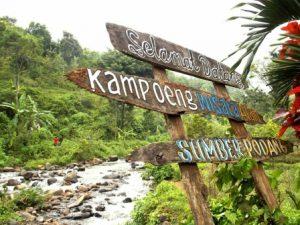 Desa Wisata Sumber Podang Semen Kediri Jawa Timur Joho Kecamatan