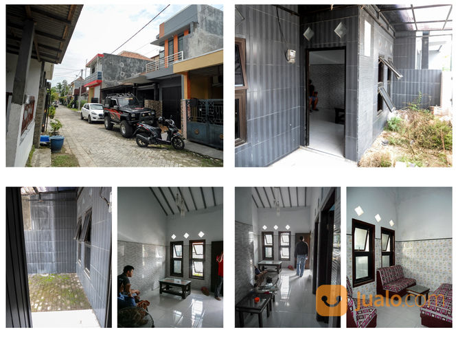Rumah 120m2 Perumahan Kwadungan Kabupaten Kediri Kab Jualo Alun