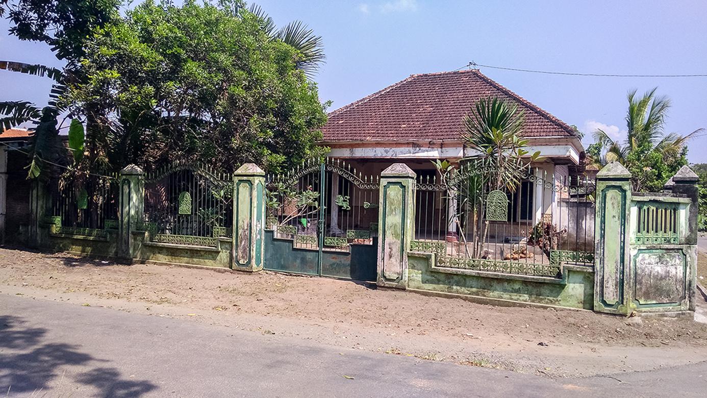 Rumah Tanah Dijual 555 M2 Banjarejo Ngadiluwih Kabupaten Kediri Rp