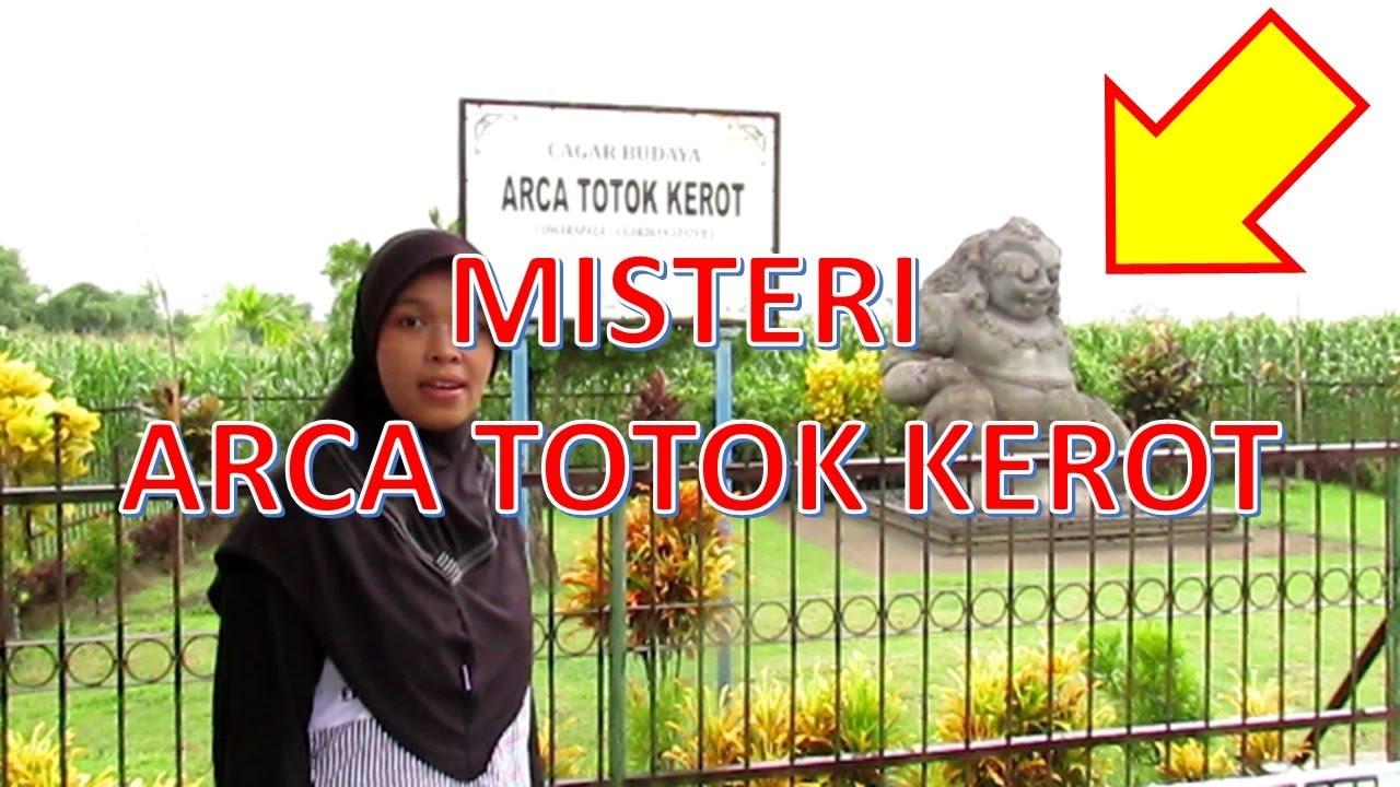 Misteri Patung Totok Kerot Kediri Youtube Arca Kab
