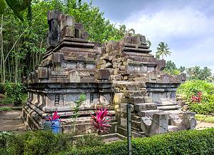 Candi Surawana Wikivisually Asu Temple 2014 Kab Kediri