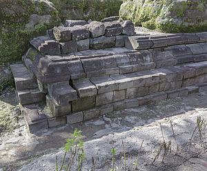 Candi Surawana Wikivisually Kadisoka Exposed East Side Temple Kab Kediri
