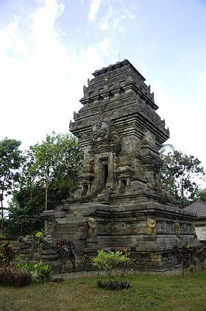 Candi Surawana Wikivisually Kidal Temple Kab Kediri