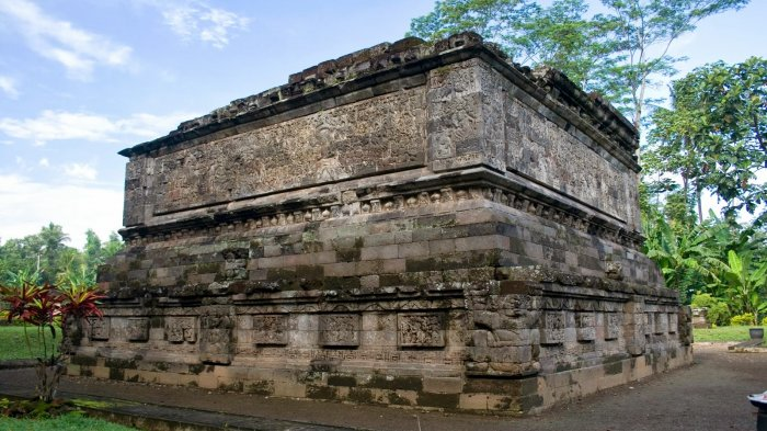 Candi Surowono Dibangun 1400 Tapi Kokoh Berdiri Surawana Kab Kediri