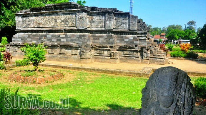 Mengintip Candi Surowono Kediri Warisan Kerajaan Majapahit Surawana Kab