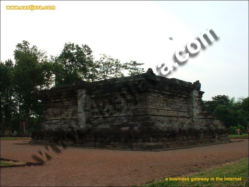 Tegowangi Temple Kediri Photos Www Eastjava Candi Surawana Kab