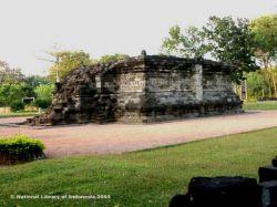 Candi Tegawangi Jawa Timur Kepustakaan Tegawangi1 Rifa Jpg Terletak Desa