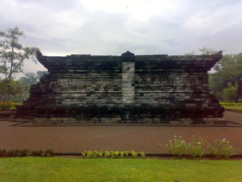 Candi Tegowangi Jalankemanagitu Kecil Kabupaten Kediri Kab